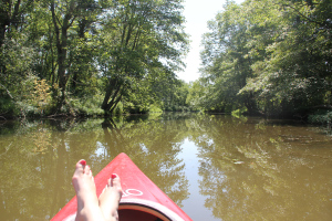 weekend in the country: bucks county