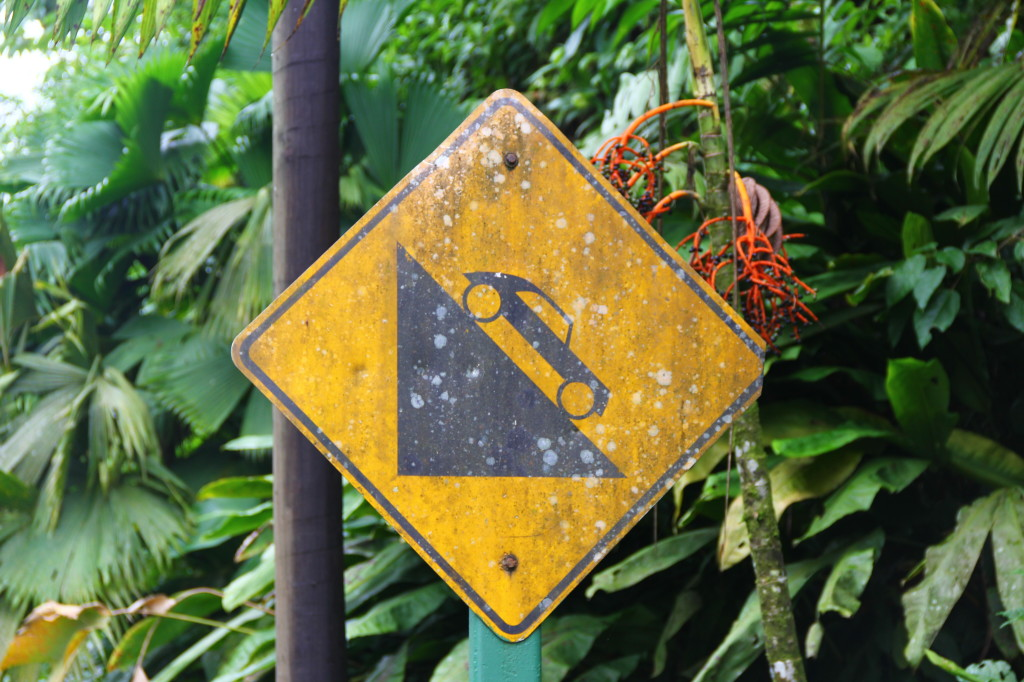 making a case for driving in costa rica