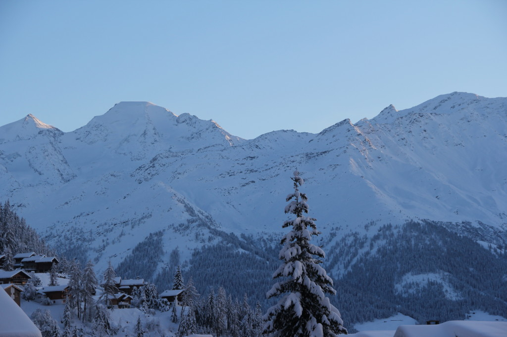 two days in verbier