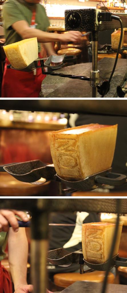 swiss eats: plus de fromage, s'il vous plait!