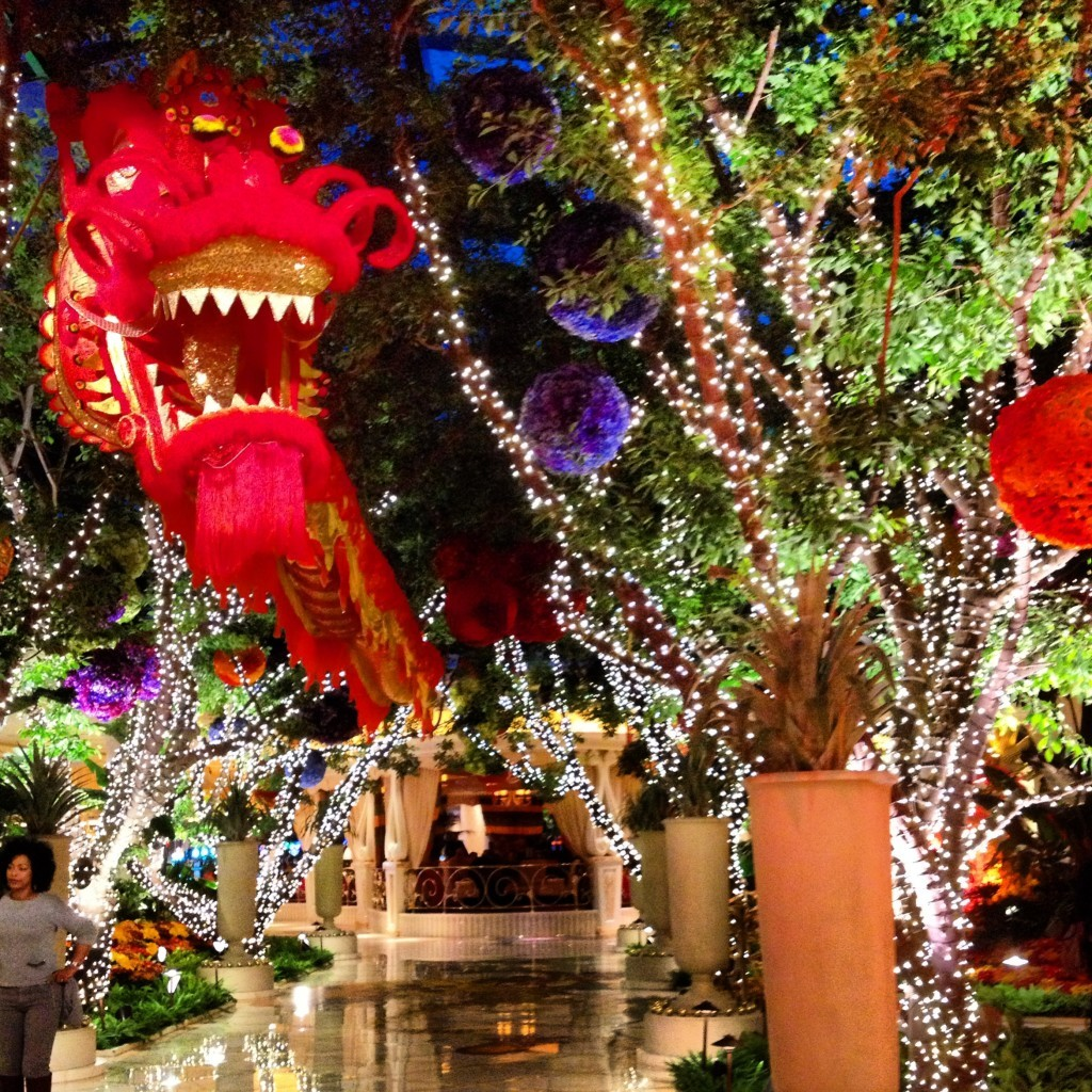 photo essay: wynn las vegas