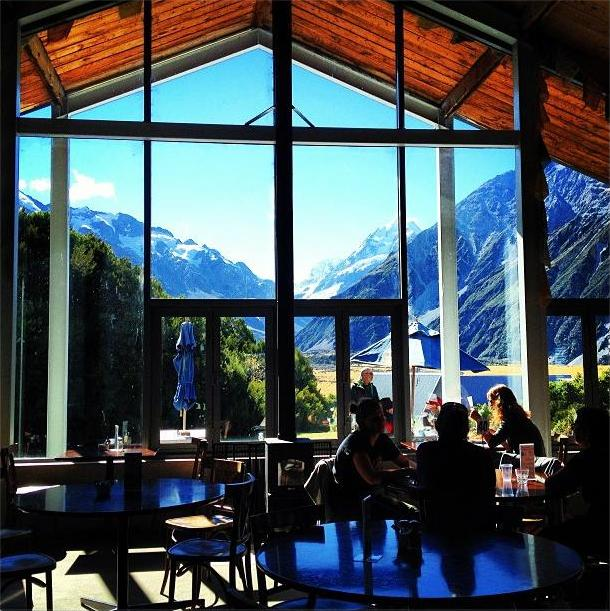 old mountaineers cafe