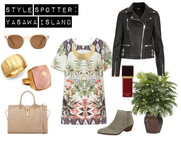 style spotter: yasawa island