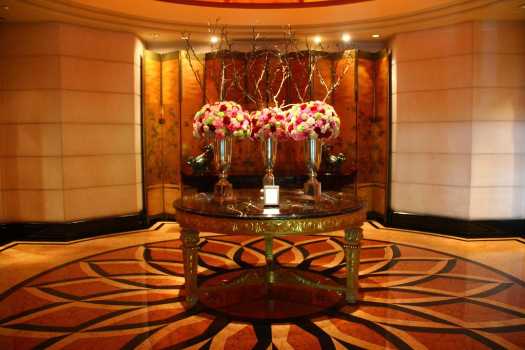four seasons singapore lobby
