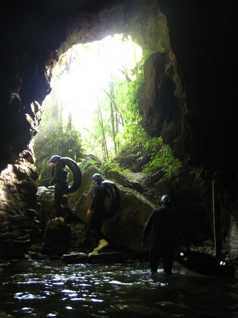 waitomo cave
