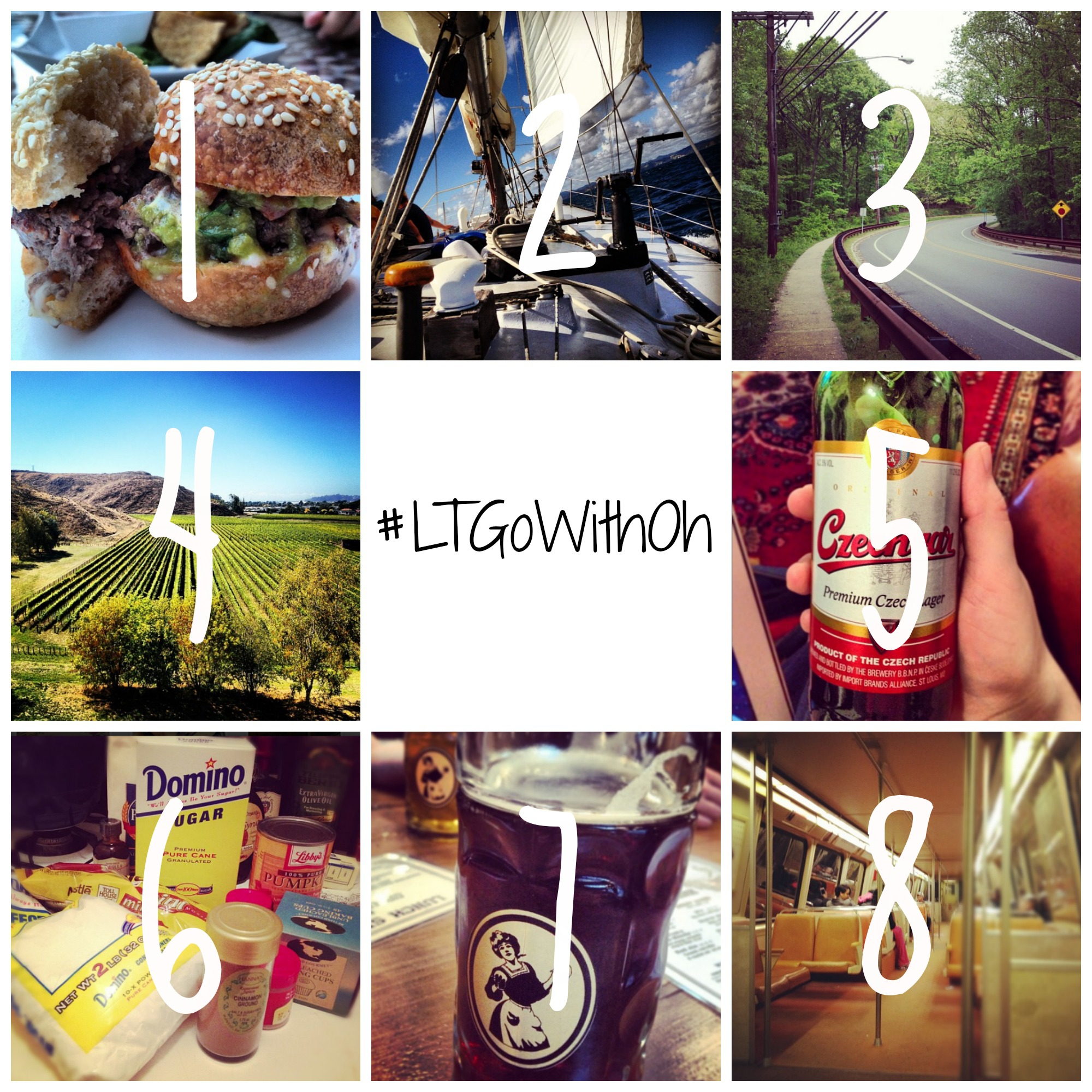 #LTGoWithOh Bucket List