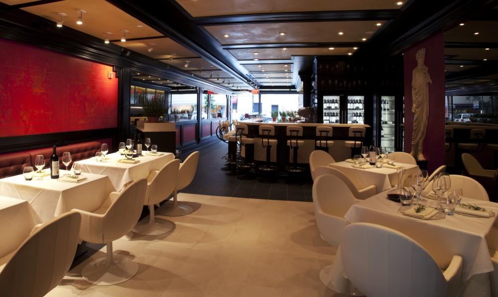 foodie break: il ristorante rosi nyc