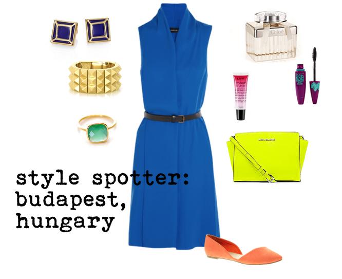 style spotter budapest