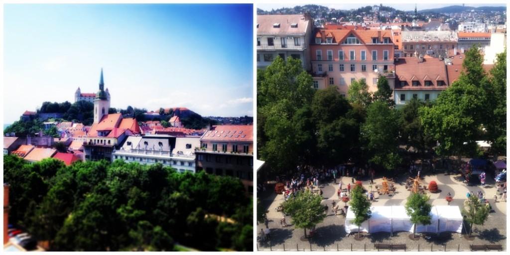 Bratislava Views