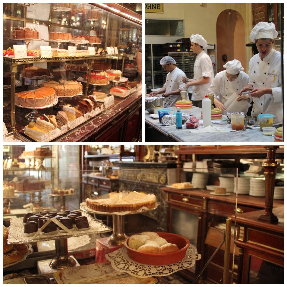 demel bakery