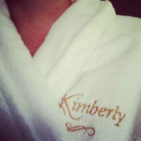 kimberly robe