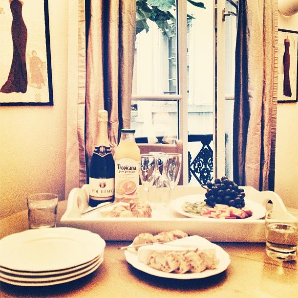 Marais Charm - Breakfast