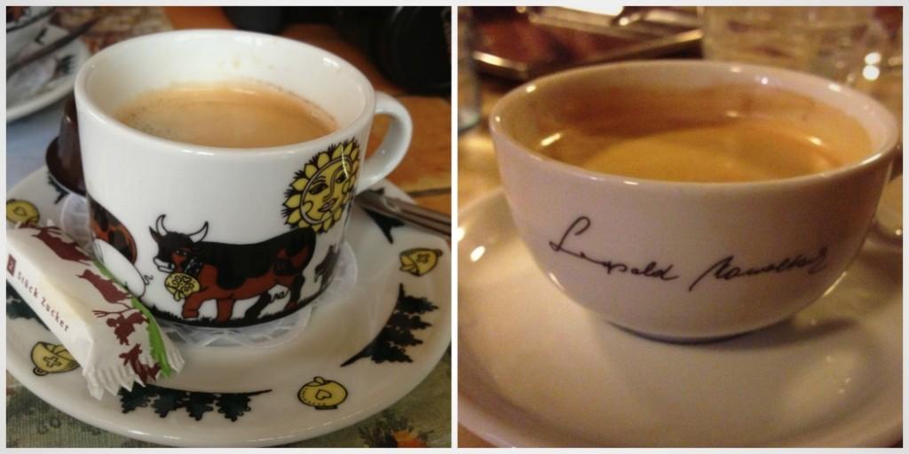 european coffee