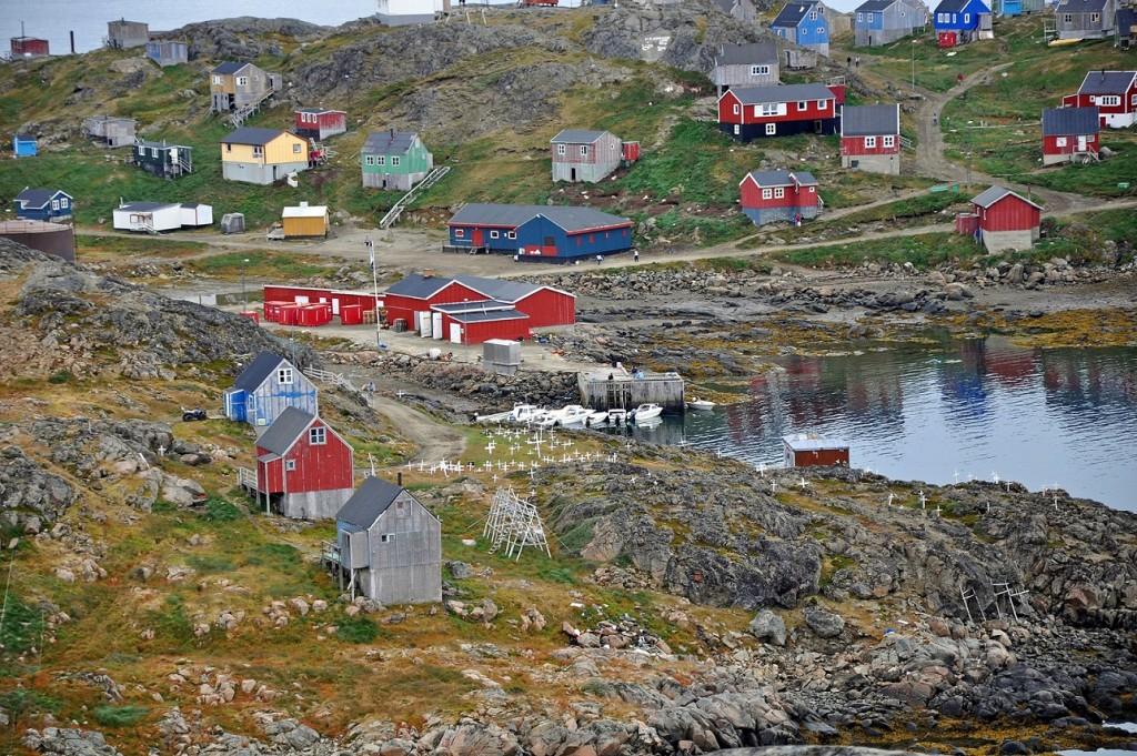 Greenland-Kulusuk-houses-Travel-Addicts