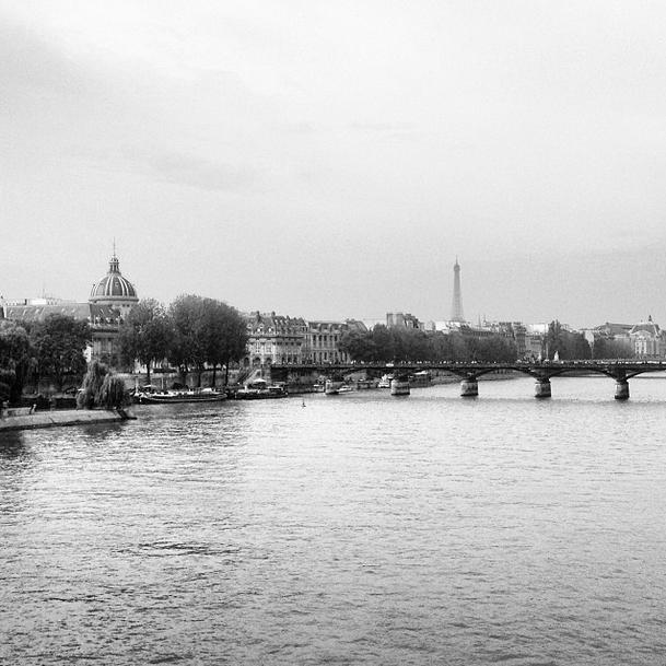 strolling the seine, paris