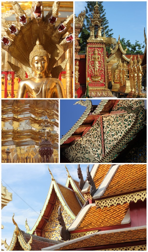 Wat Phra That Doi Suthep 2