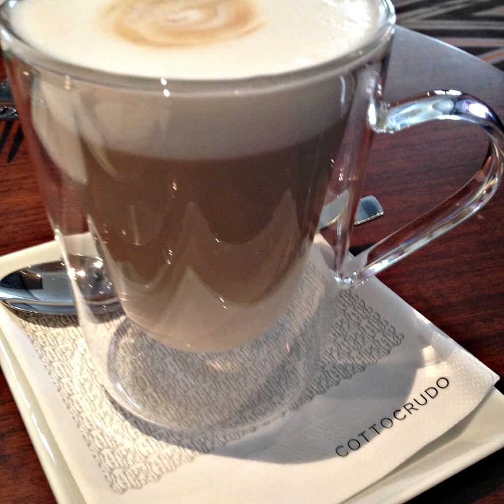 coffee at fs prague