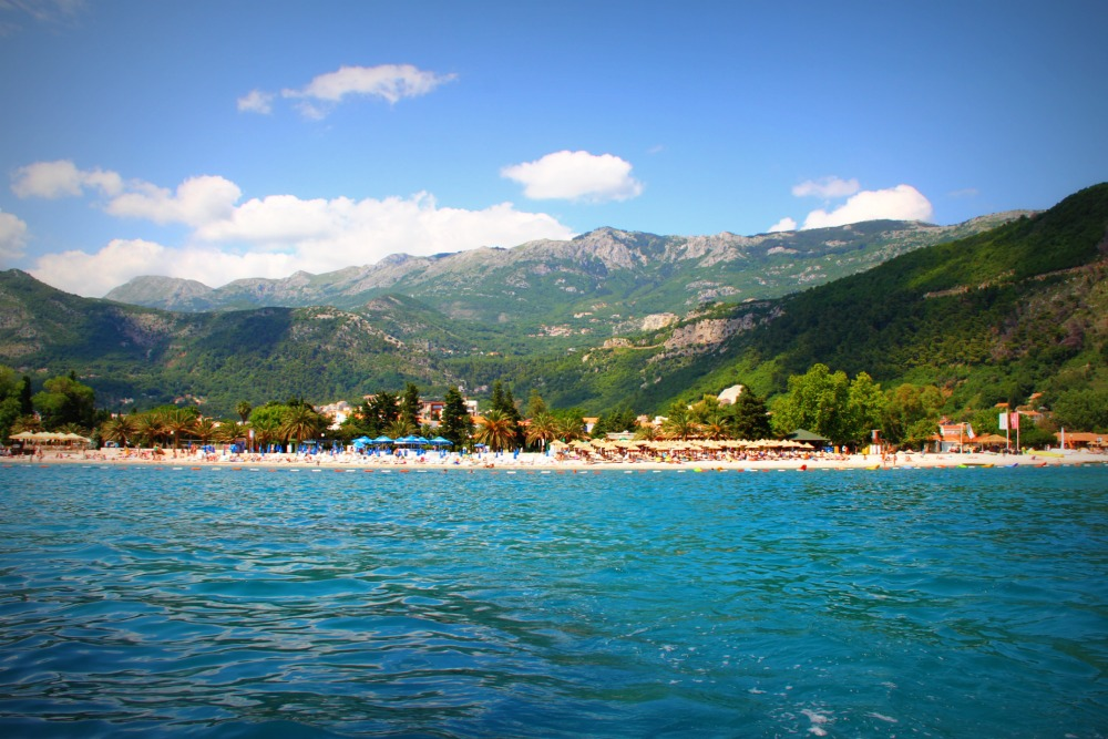 love on the aegean: falling for montenegro