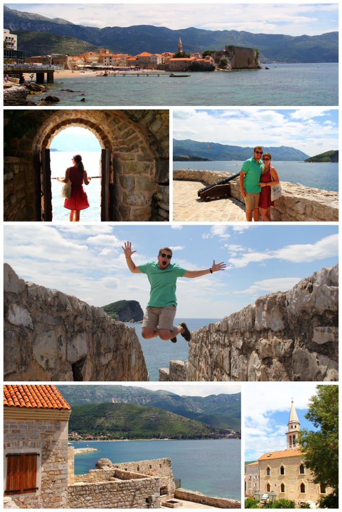 budva collage