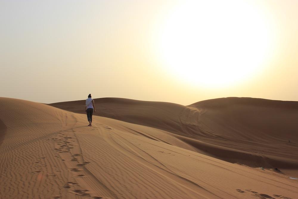 Rub al'Khali Desert, UAE