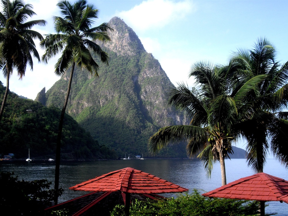 St.Lucia's Pitons