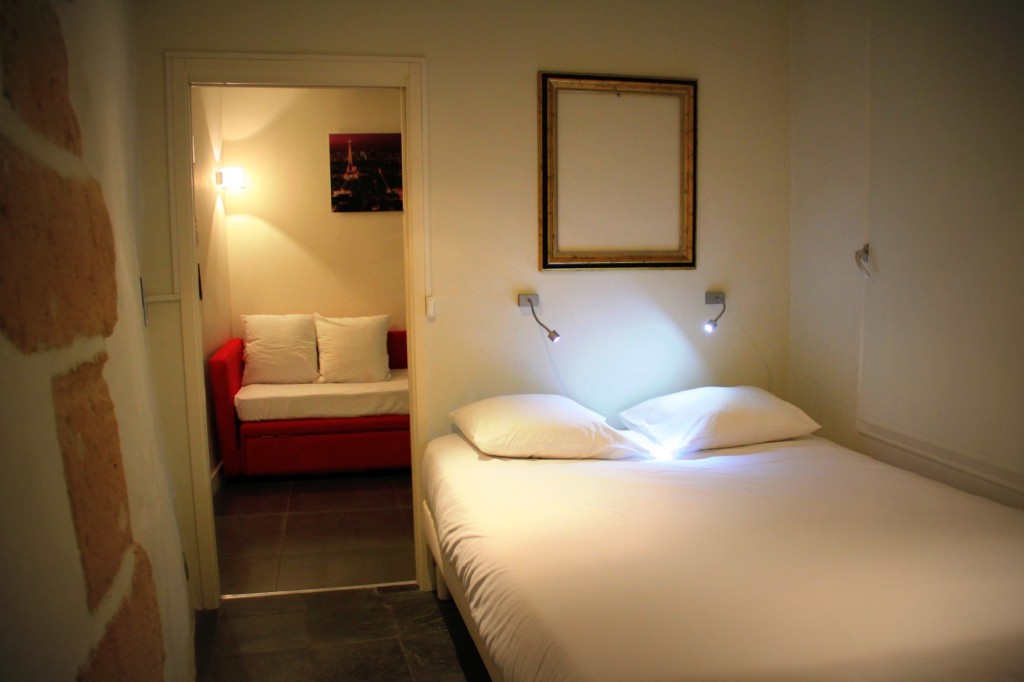 le boudoir - habitat parisien