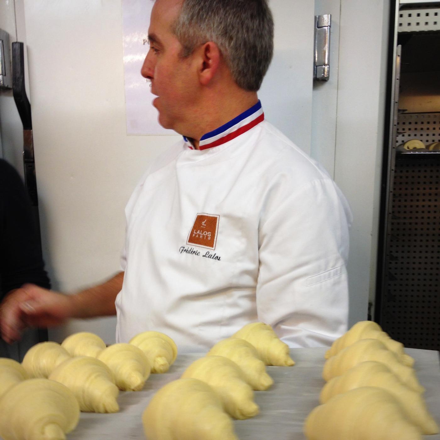 Frederic - Croissants
