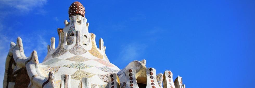 señor gaudí: a photo essay
