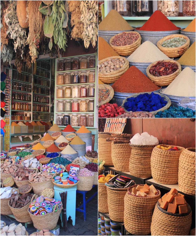 Marrakech - The Souk (2)