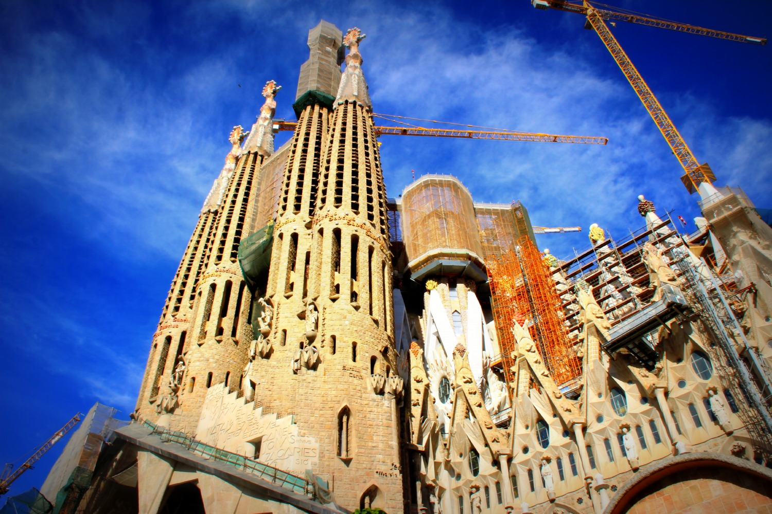 gaudi essay Gaudi's la sagrada familia please follow the introduction and the outline to write the paper note, you will need 4 sources, and the student has provided two so, please find additional 2.