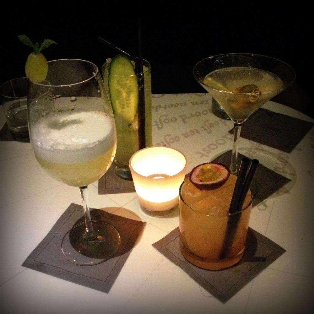sofitel - cocktails