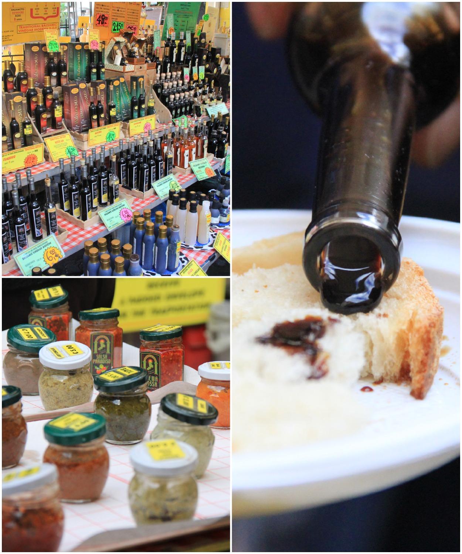 market tasting