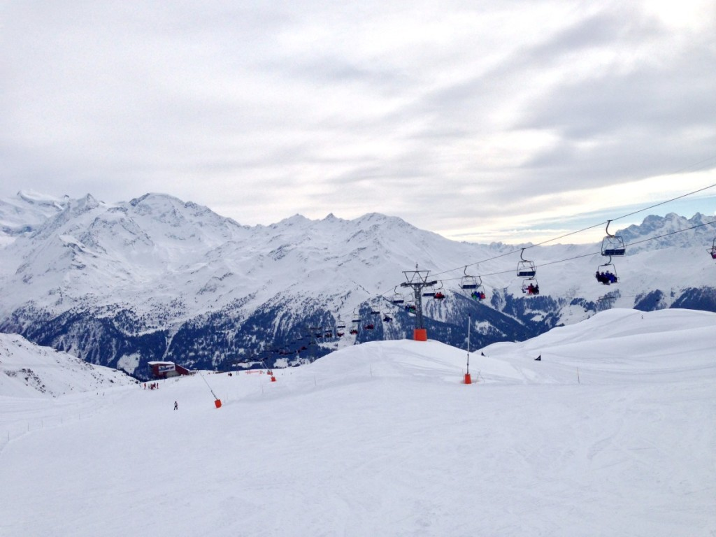 #loveVerbier: the swiss alps for beginners (+ also wimps)