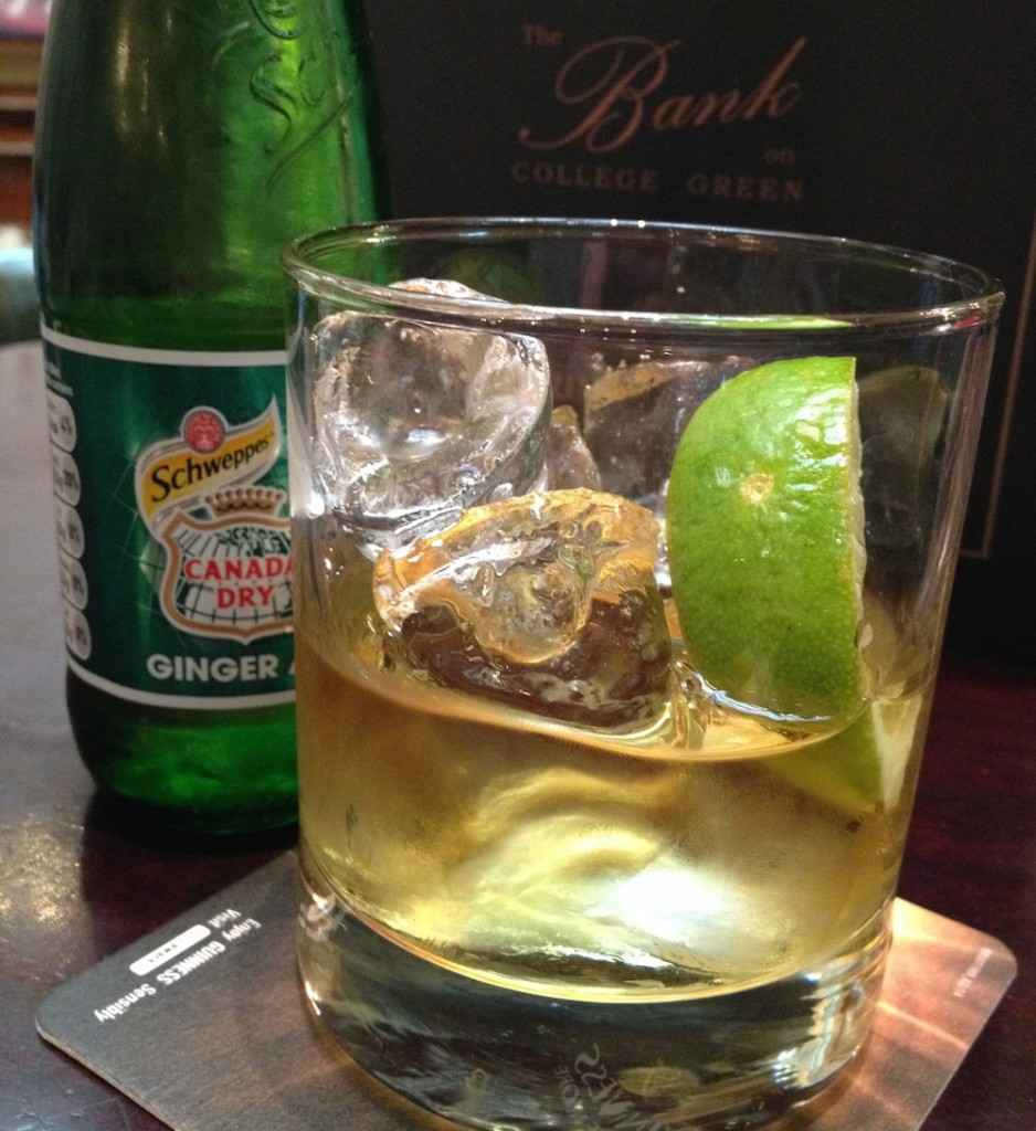 Jameson and Ginger