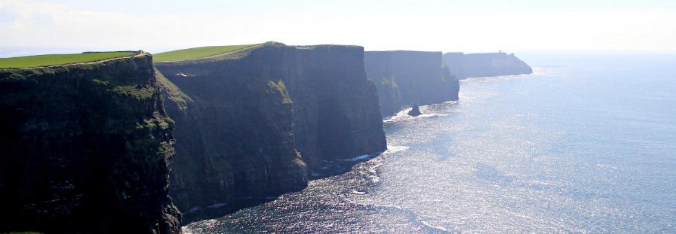 of castles & cliffs: a photo essay