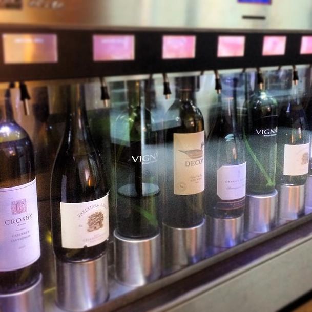 eventi - wine taps