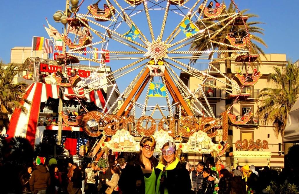 Carnevale in Viareggio