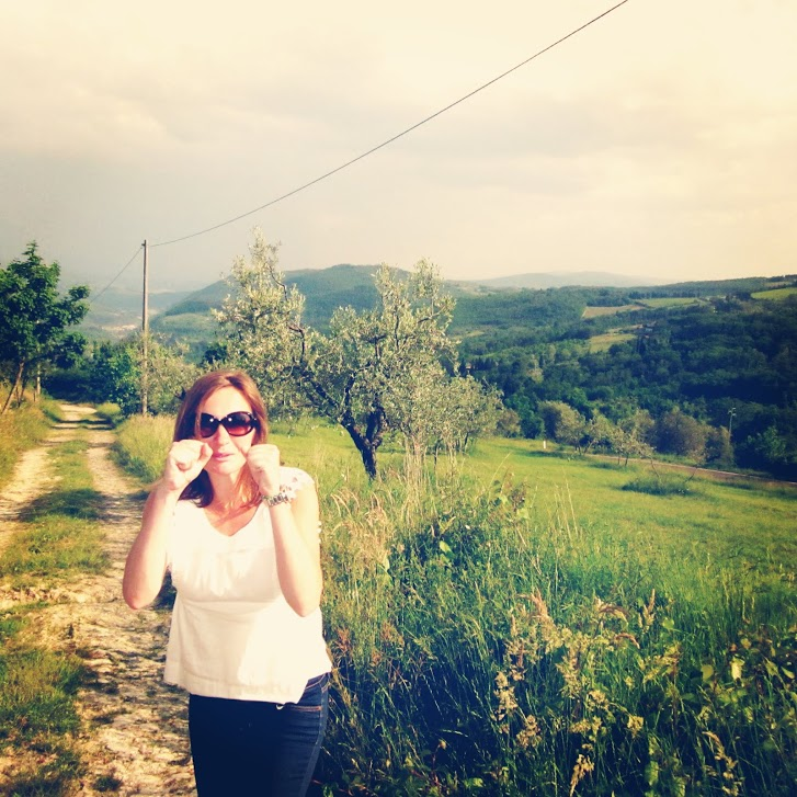 Lost in Tuscany