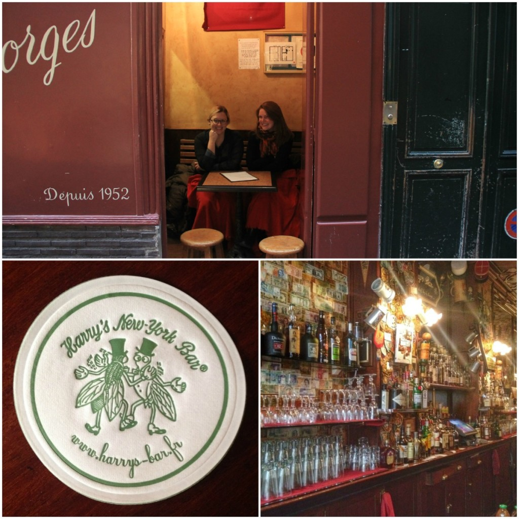 bars in paris