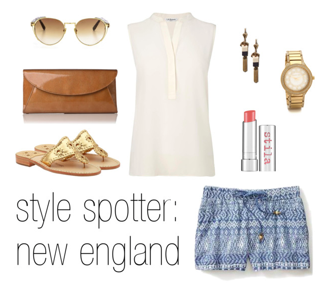 style spotter - new england theromantic