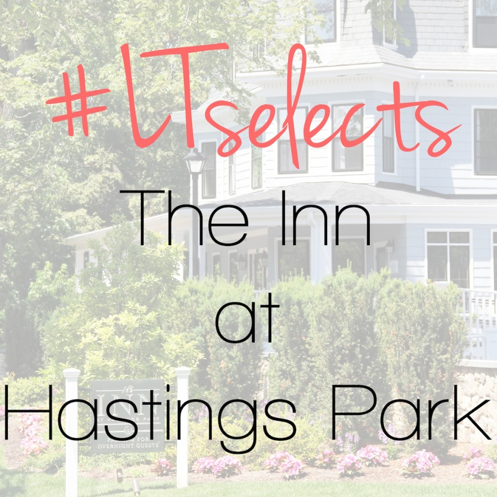 #LTselects - Inn at Hastings Park