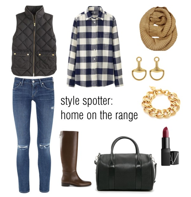 style spotted: home on the range, wino