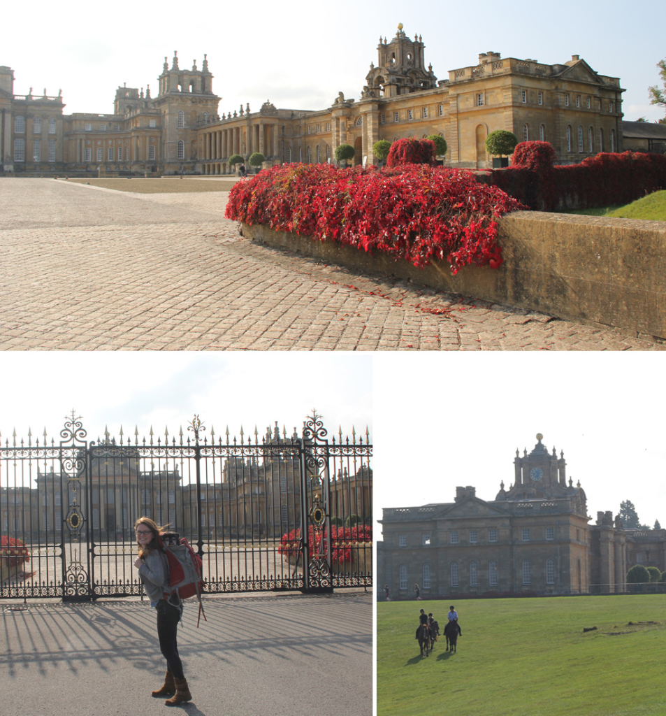 Blenheim Palace - The Cotswolds