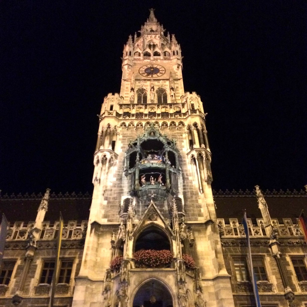 Marienplatz - City Hall