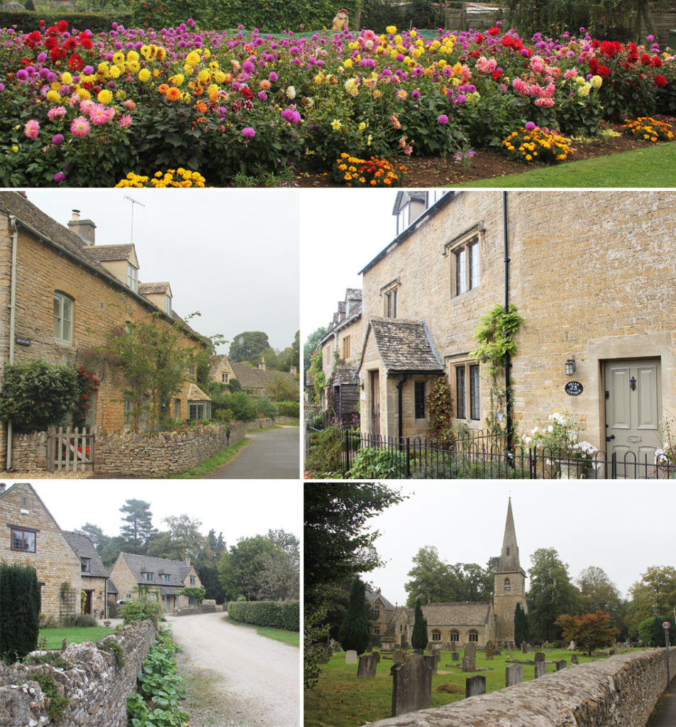 Upper and Lower Slaughter - Cotswolds
