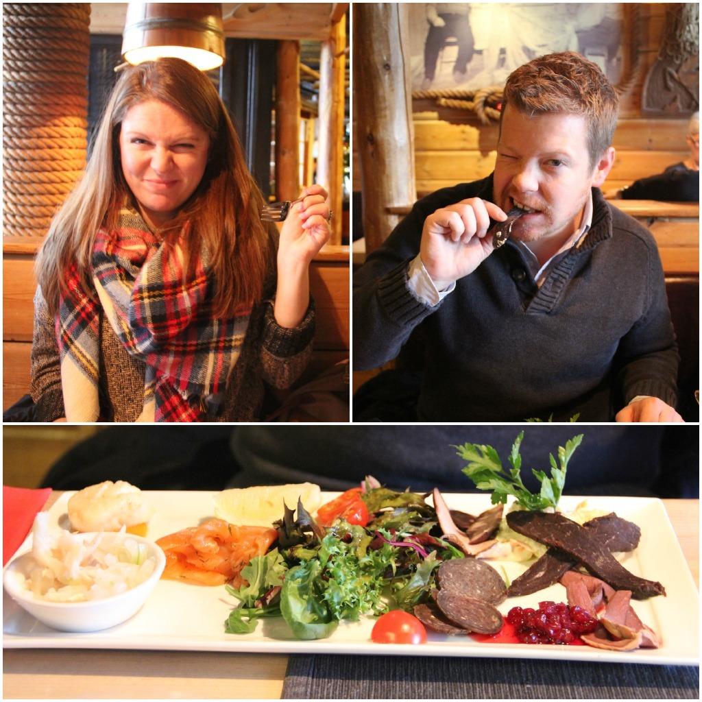 Eating Reindeer - Oslo Food Tour