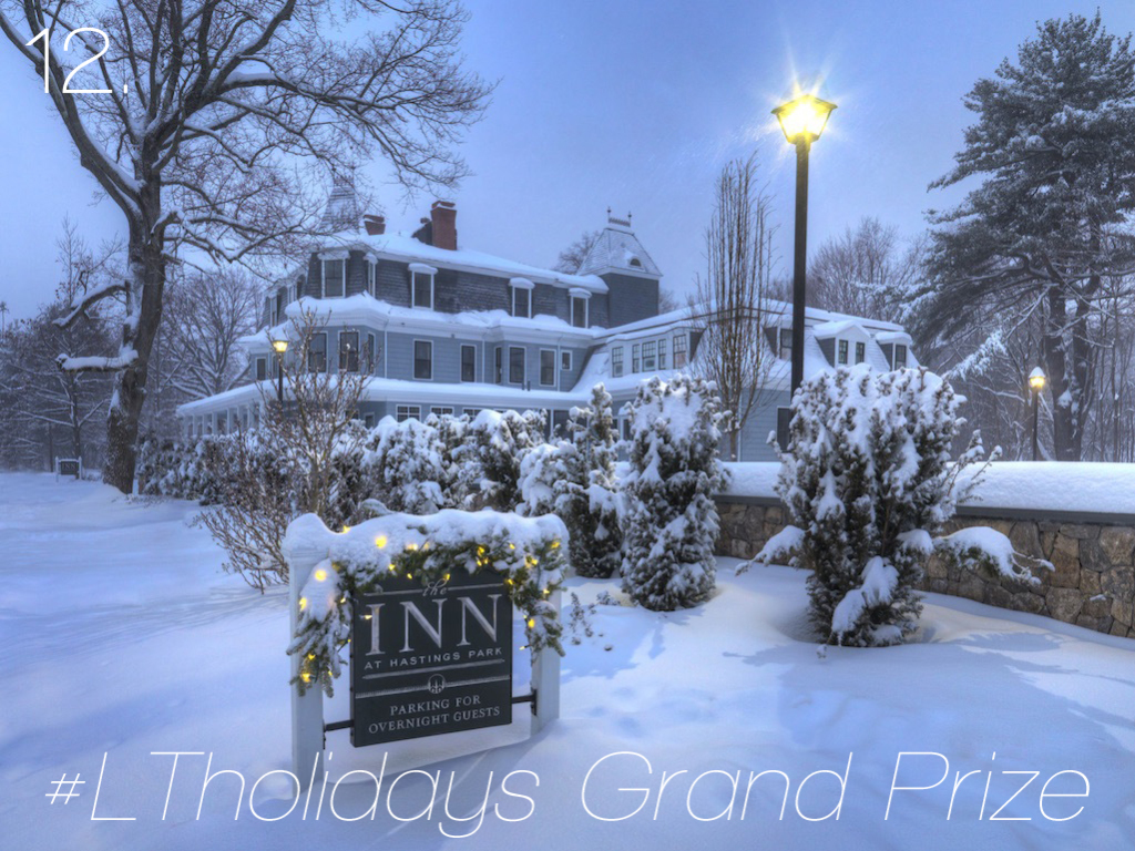 The Inn at Hastings Park - Winter Weekend Giveaway copy