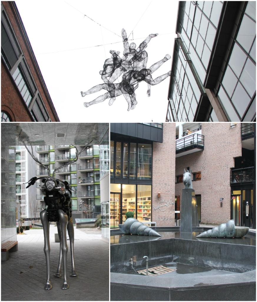 Oslo, Norway - Modern Public Art