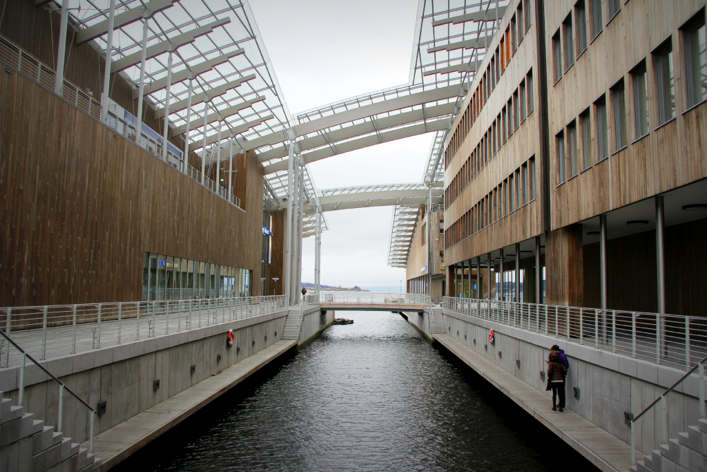 The Astrup Fearnley Museum - Oslo, Norway
