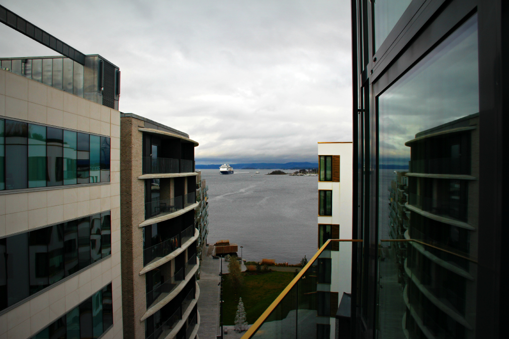 View from The Thief - 8th Floor